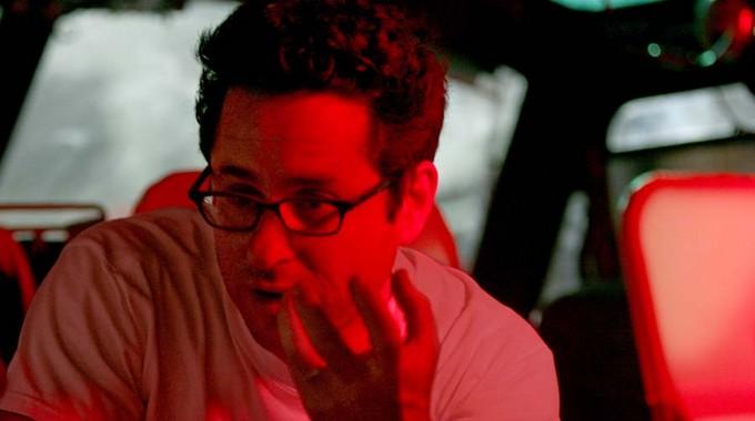 Il regista e produttore J.J. Abrams