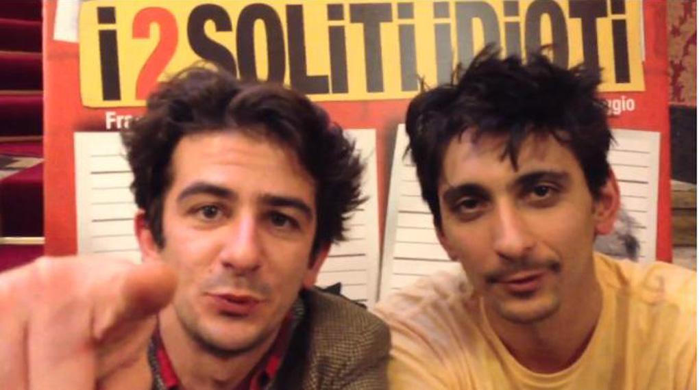 I 2 soliti idioti   Fabrizio I 2 Soliti Idioti