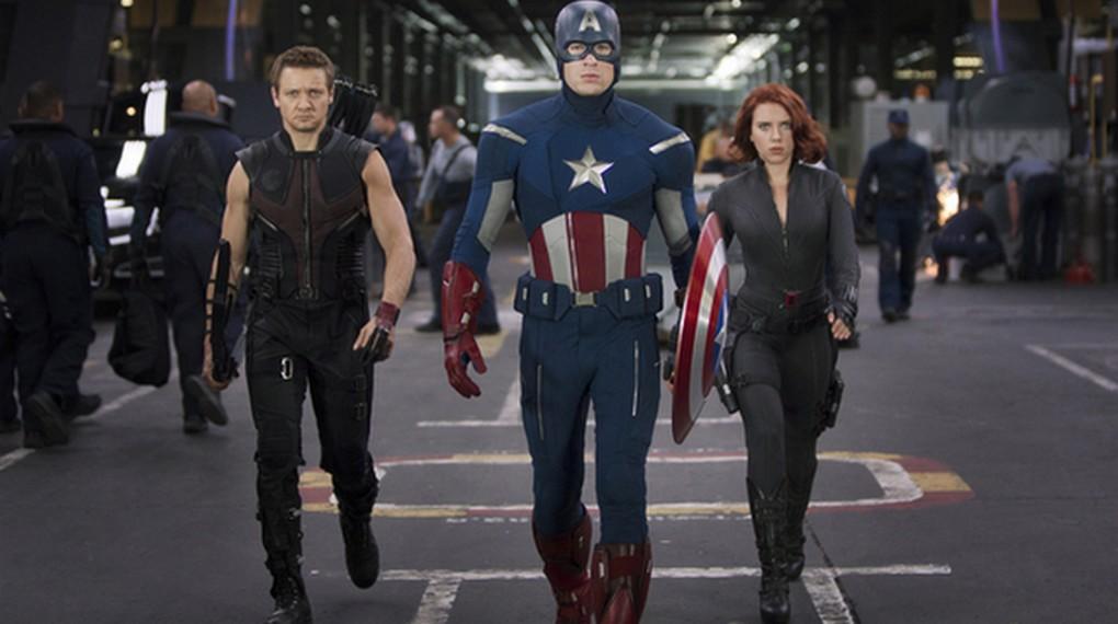 Avengers: Infinity War, Scarlett Johansson:
