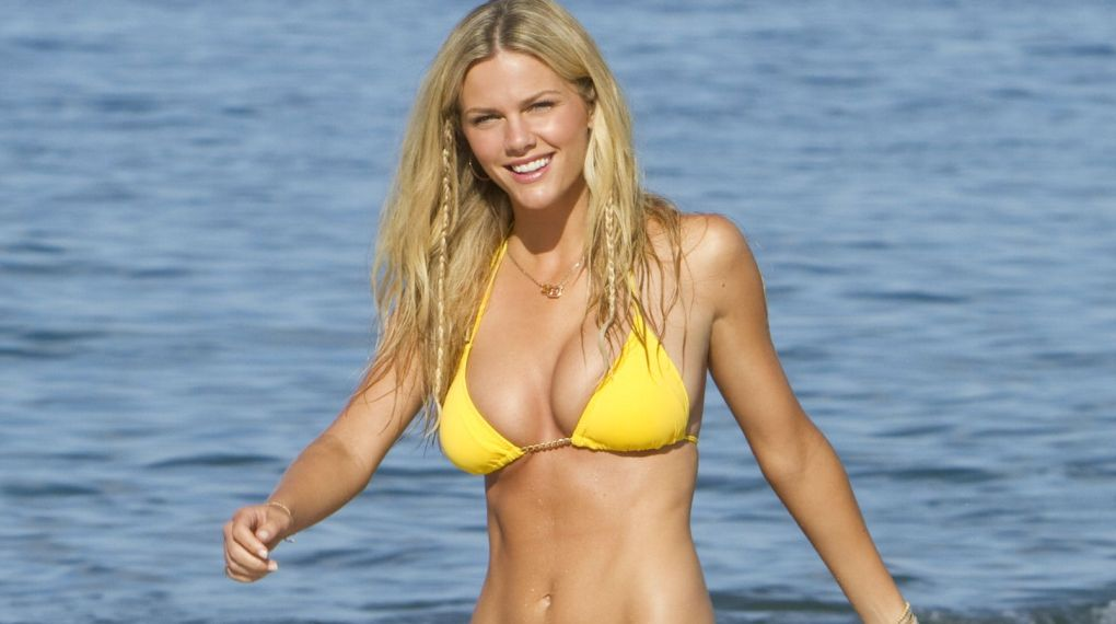 "Brooklyn Decker: ""Voglio diventare un'attrice"" 