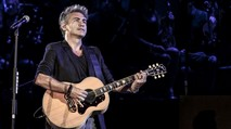 Ligabue negli Stati Uniti. Video