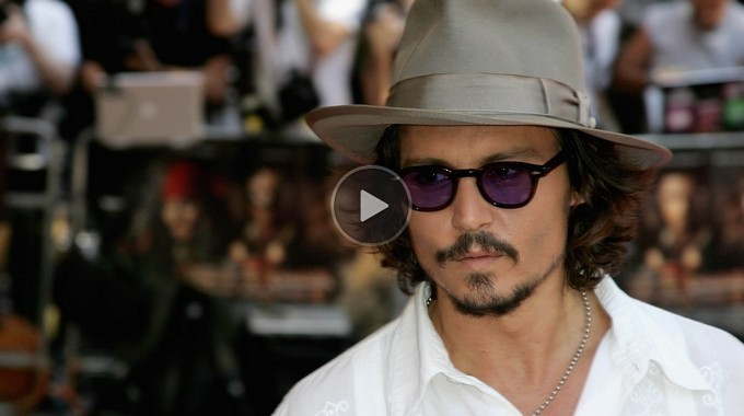 La triste parabola di Johnny Depp, in solitudine e