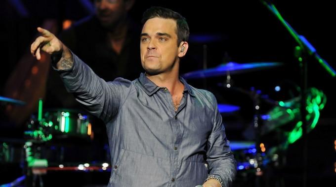 Robbie Williams torna con