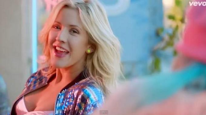 """""""Spectre"""" si affida alla canzone di Ellie Goulding"""