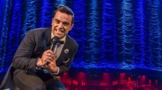 Robbie Williams in concerto a Verona