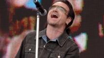"""Paolo Conte """"Snob"""" dietro gli U2"""