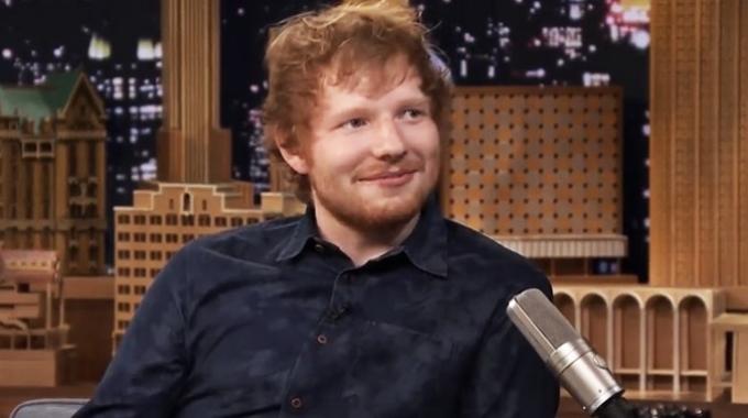 Ed Sheeran, niente social network per un anno