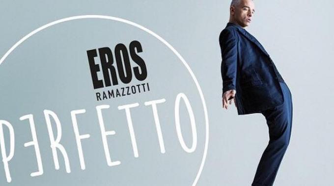 Eros Ramazzotti primo nelle vendite. Video