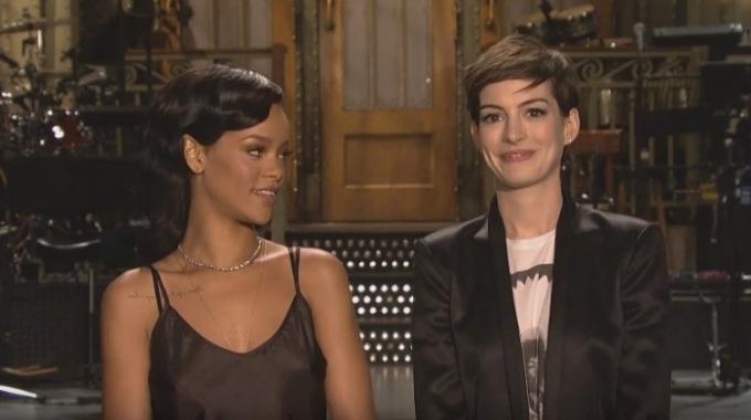 Ocean's 8: Anne Hathaway e Rihanna si aggiungono al cast del remake