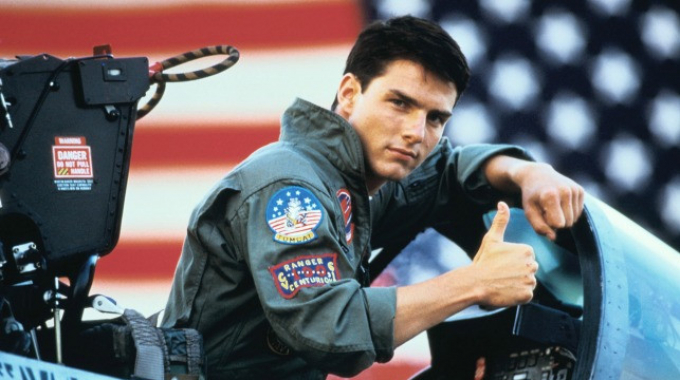 Top Gun, ecco come si chiamerà il sequel con Tom Cruise!