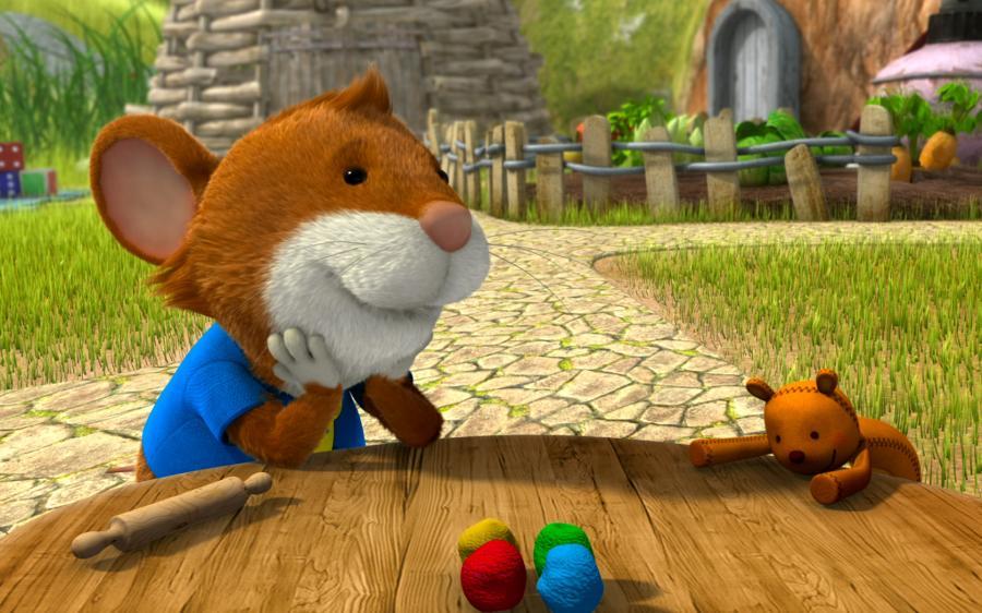 Cartoni animati topo tip guida tv scheda canali e for Topo tip giocattoli