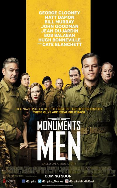 locandina - Monuments Men
