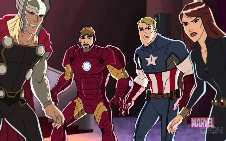 Cartoni Animati Avengers Assemble Guida Tv Scheda Canali E
