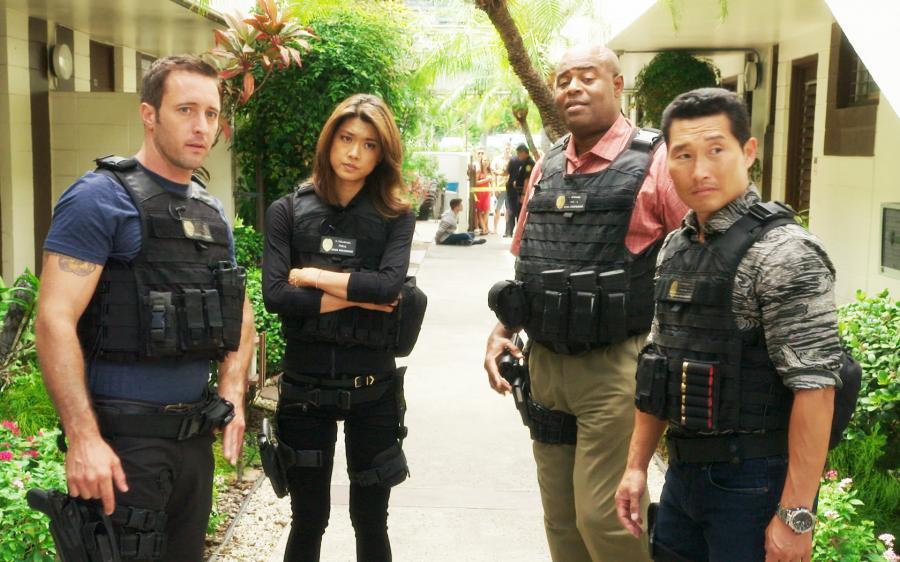 Serie TV, Hawaii Five-0 (s  5, e  3), guida tv: scheda
