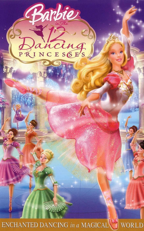 film barbie 12 principessa danzanti