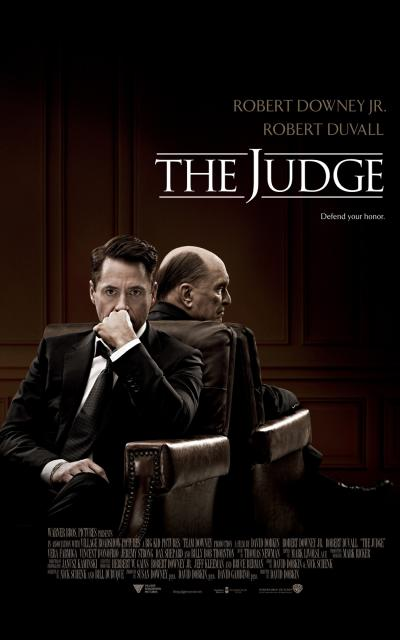 locandina - The Judge