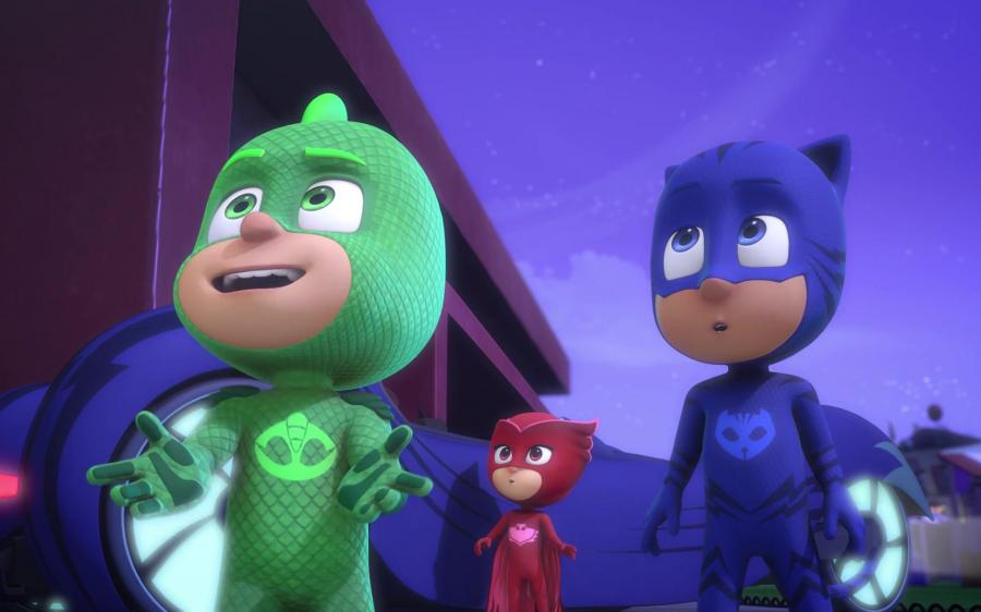 Cartoni animati pj masks super pigiamini guida tv