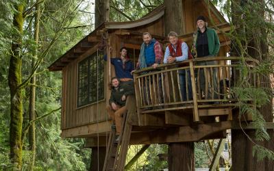 Treehouse masters cast 2015 Best actors 25 and under