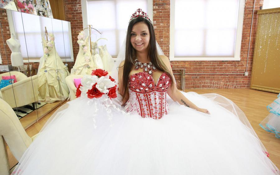 Matrimonio Gipsy Puntate : Docu reality il mio grosso grasso matrimonio gipsy us s