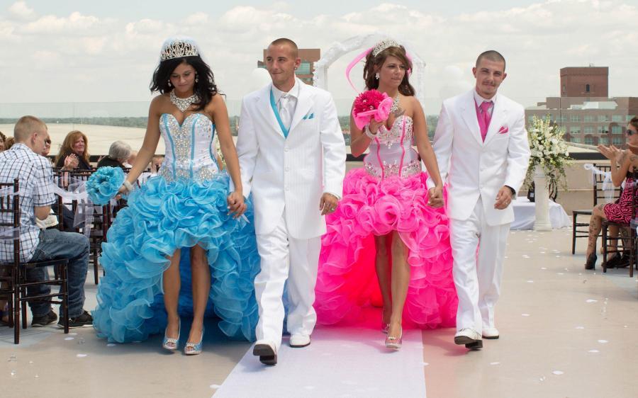 Matrimonio Gipsy Stilista : Docu reality il mio grosso grasso matrimonio gipsy us s