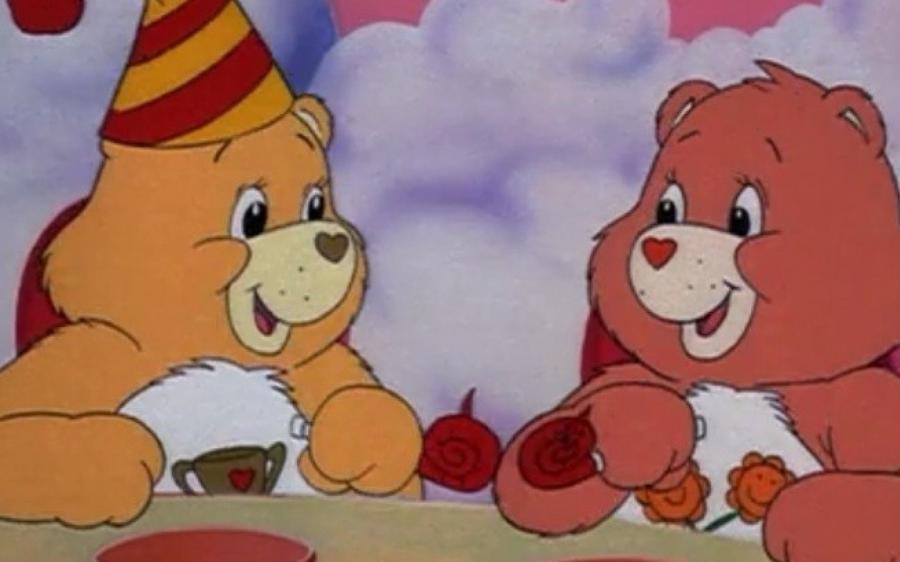 Cartoni animati gli orsetti del cuore e i loro cugini guida tv