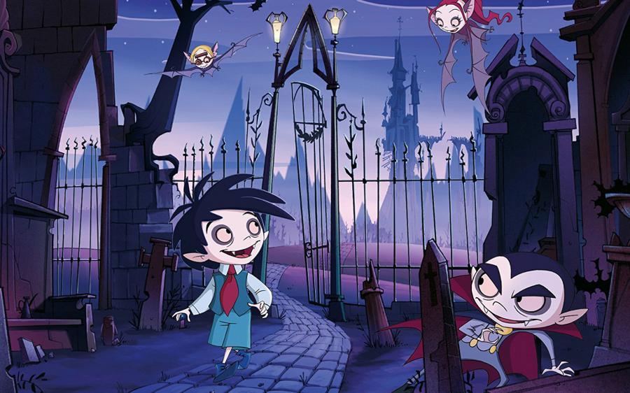 Cartoni animati scuola di vampiri guida tv scheda canali e