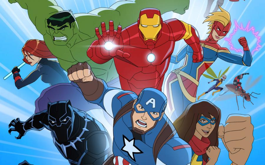 Cartoni Animati Avengers Assemble Secret Wars Guida Tv Scheda