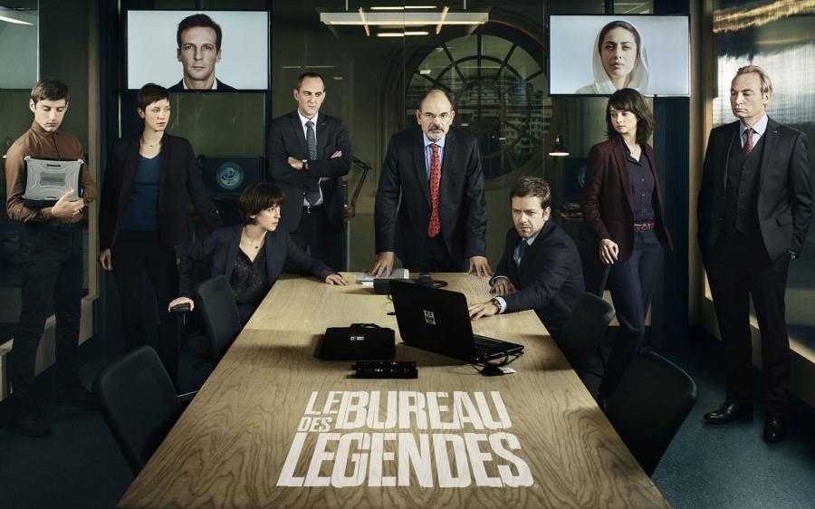 Serie tv le bureau sotto copertura s e guida tv