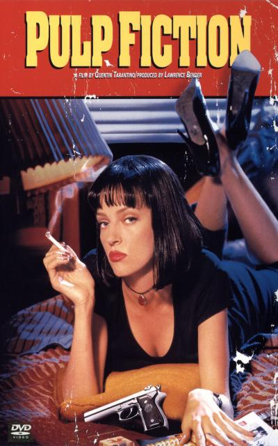 locandina - Pulp Fiction