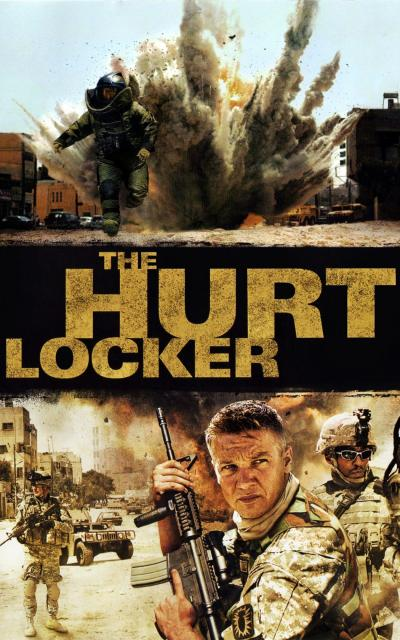 locandina - The Hurt Locker