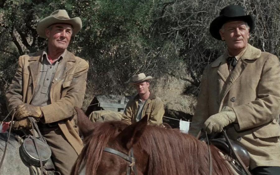 Risultati immagini per sfida nell'alta sierra film 1962