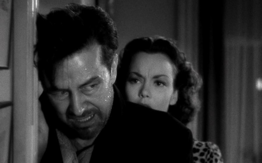 Risultati immagini per giorni perduti film 1945