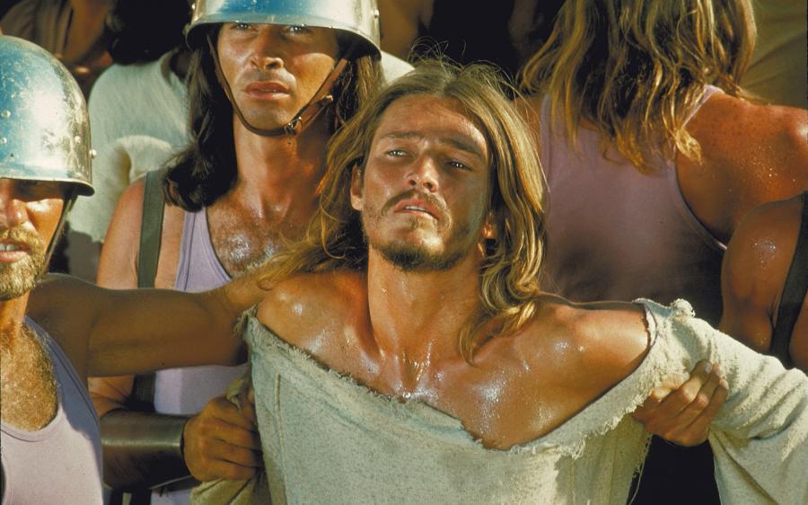 Risultati immagini per jesus christ superstar film 1973