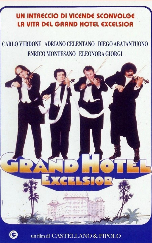 film grand hotel excelsior guida tv scheda canali e orari. Black Bedroom Furniture Sets. Home Design Ideas