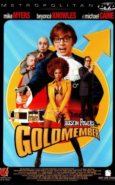 locandina - Austin Powers in Goldmember