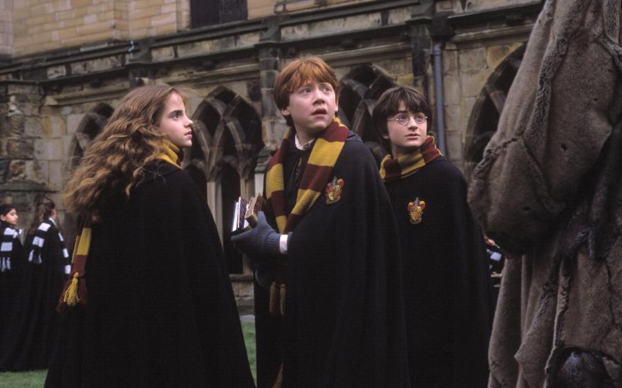 Harry Potter Camera Dei Segreti : Film harry potter e la camera dei segreti guida tv scheda