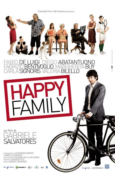 locandina - Happy Family
