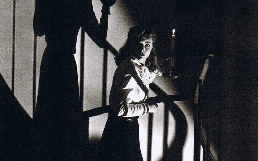 Risultati immagini per la scala a chiocciola film 1945