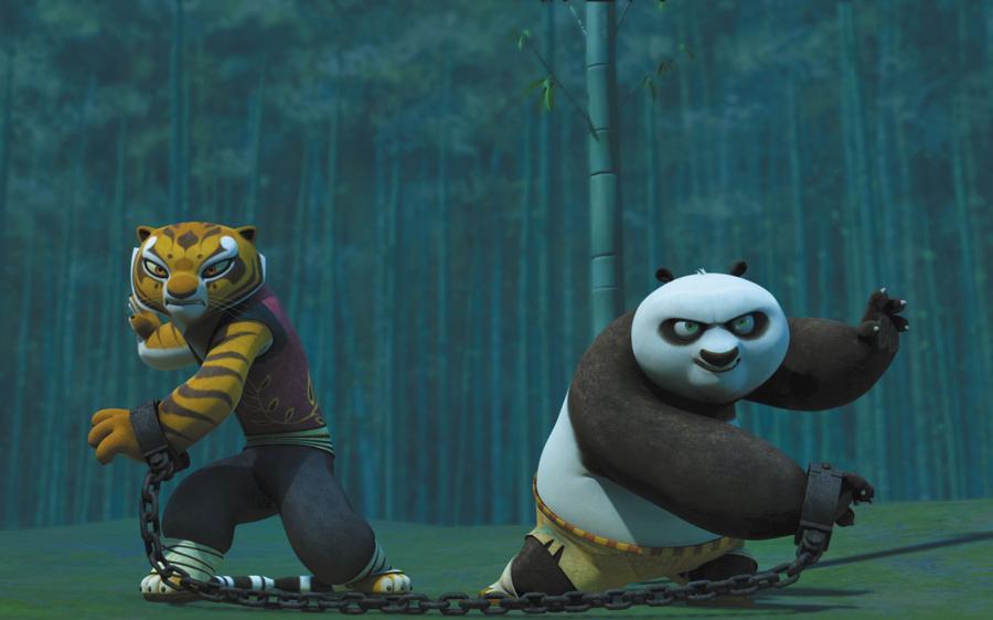 Cartoni animati kung fu panda guida tv scheda canali e